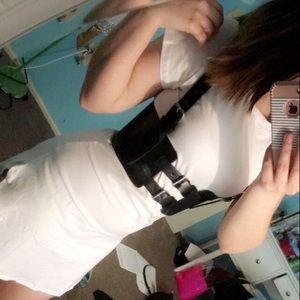 Fashion nova t shirt dress